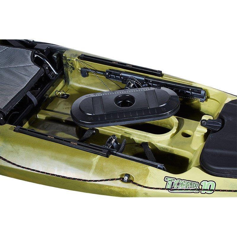 Torpedo 10 Pro Angler Kayak Army Camo