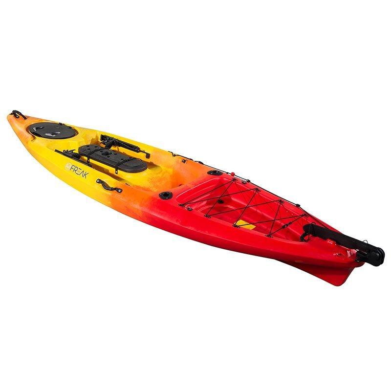 Torpedo pro fishing kayak package freak sports australia for Fishing kayaks for sale near me