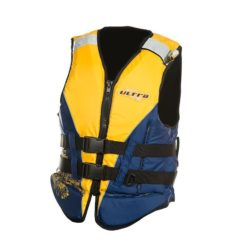 Ultra rock fisher pfd yellow