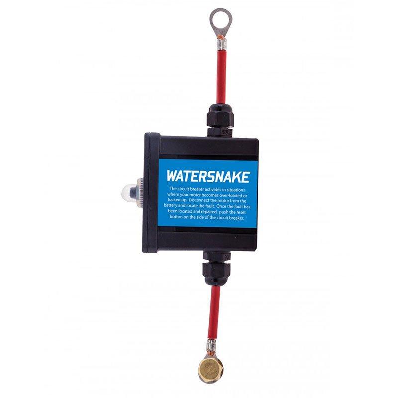 Watersnake trolling motor 50amp circuit breaker ebay for Trolling motor circuit breaker installation