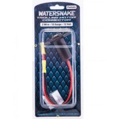 Watersnake Trolling Motor Power Connector Female 12v - Freak Sports Australia