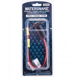 Watersnake Trolling Motor Power Connector Female 12v