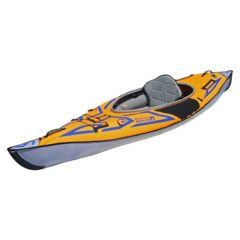 AdvancedFrame Sport Inflatable Kayak Orange