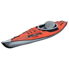 AdvancedFrame Inflatable Kayak Red