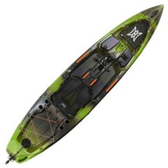 Perception Pescador Pilot 12 Pedal Kayak Moss - Freak Sports Australia