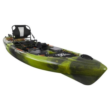 Perception pescador pilot 12 kayak moss