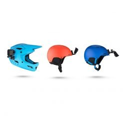 GoPro Helmet Front And Side Mount - Freak Sports Australia