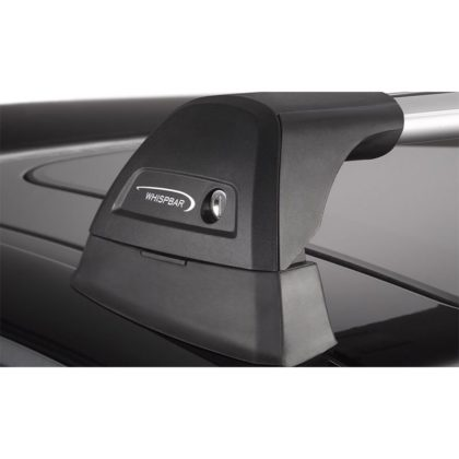 Whispbar roof rack flush bars