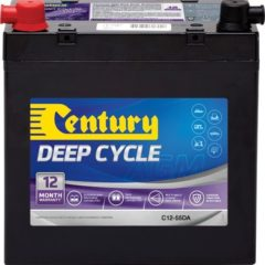 Century Battery 55Ah - Freak Sports Australia
