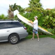 K - rack Kayak Loader Installation 2 - Freak Sports Australia