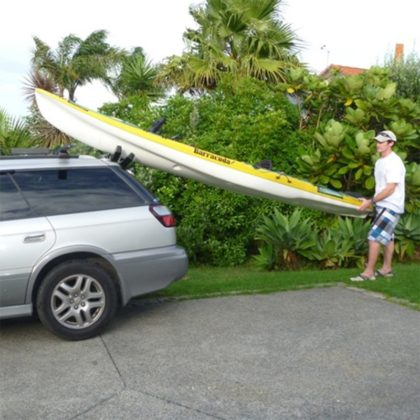 K - rack Kayak Loader Installation 3 - Freak Sports Australia