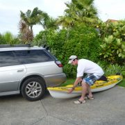 K - rack Kayak Loader Installation - Freak Sports Australia