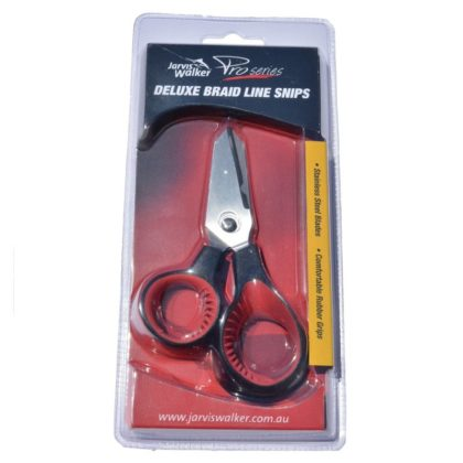 Jarvis Walker Pro Series Deluxe Braided Line Scissors