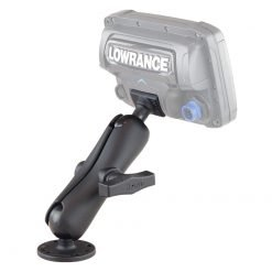 RAM C Size 1.5'' Ball Mount for Lowrance Fishfinders