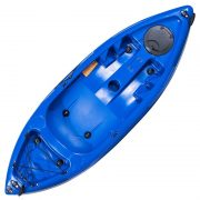 Mini Freak Kids SOT Kayak Blue