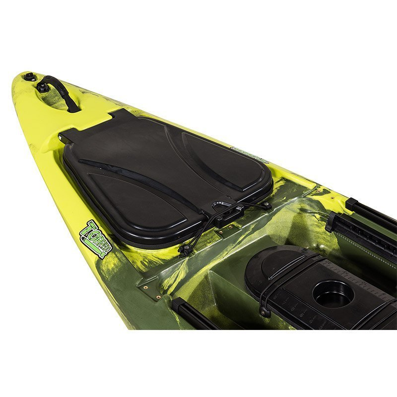 Freak Torpedo 13 Pro Angler Fishing Kayak Moss
