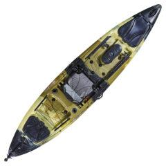 Torpedo 13 Pro Angler Kayak Army