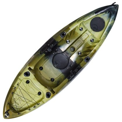 Viper-X Fishing Kayak Army Camo