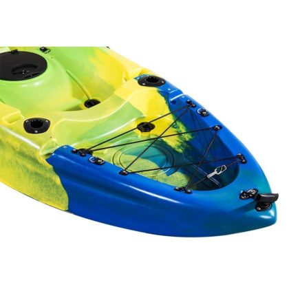 Viper-X Fishing Kayak Emerald