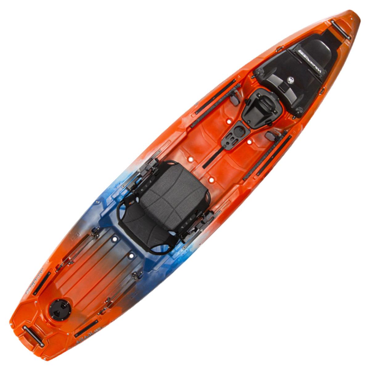 Wilderness Systems ATAK 120 Fishing Kayak Atomic