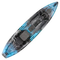 Wilderness Systems Radar 115 Pedal Fishing Kayak Midnight - Freak Sports Australia