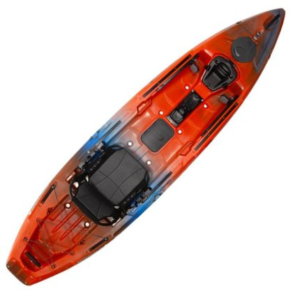Wilderness Systems Radar 115 Kayak Atomic