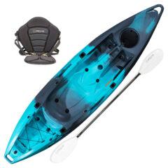 Freak Eskimo 1+1 Tandem Recreational Kayak Package Salt Water