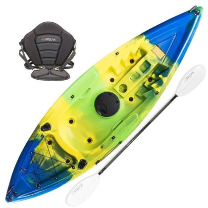 Scout SOT kayak package emerald