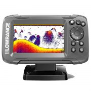 Lowrance HOOK2 4x Fishfinder Bullet Skimmer - Freak Sports Australia