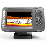 HOOK2-5x Fishfinder SplitShot DownScan and GPS Plotter