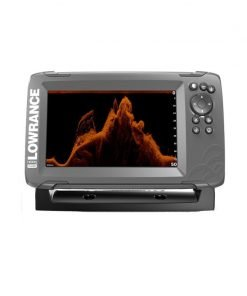 Lowrance HOOK2-7x Fishfinder SplitShot With DownScan And GPS Plotter