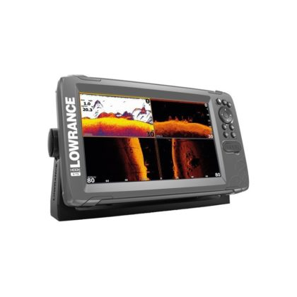 Lowrance HOOK2-9 Fishfinder TripleShot With Chartplotter Aus/NZ Maps