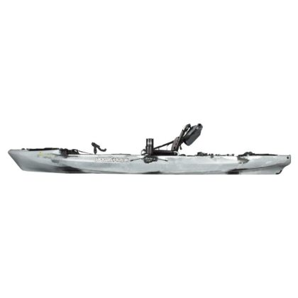 Jackson Mayfly Fly Fishing Kayak Arctic