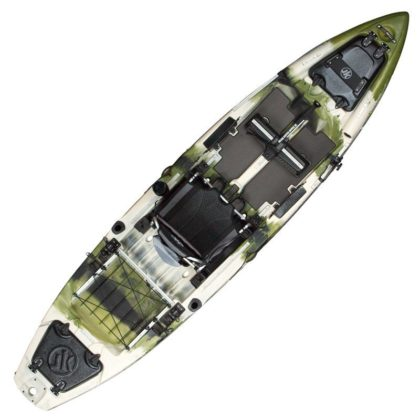 Jackson Mayfly Fly Fishing Kayak Forest