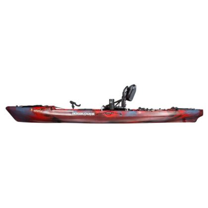 Jackson Mayfly Fly Fishing Kayak Rockfish