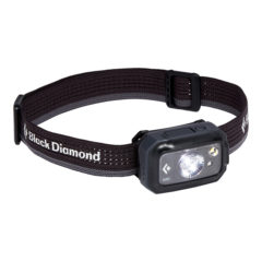 Black Diamond ReVolt 350 Lumens USB Rechargeable Headlamp Graphite
