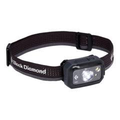 Black Diamond ReVolt 350 Lumens USB Rechargeable Headlamp Graphite