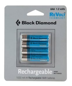 Black Diamond AAA Rechargeable Battery Pack