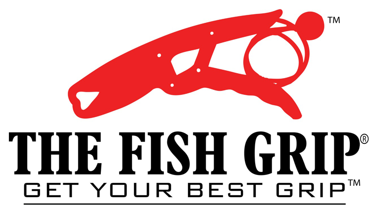 The Fish Grip Logo - Freak Sports Australia