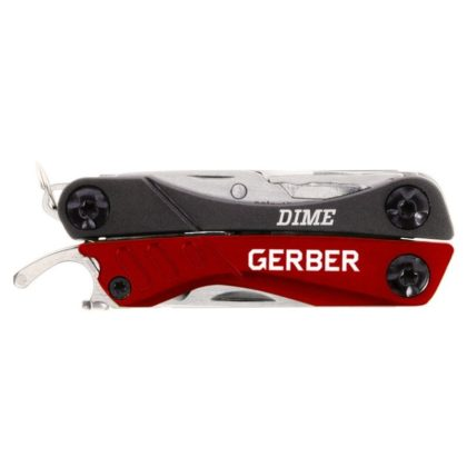 Gerber Dime Butterfly Opening Multi-Tool Red