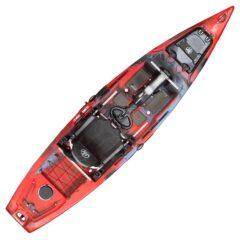 Jackson Cruise pedal kayak rockfish