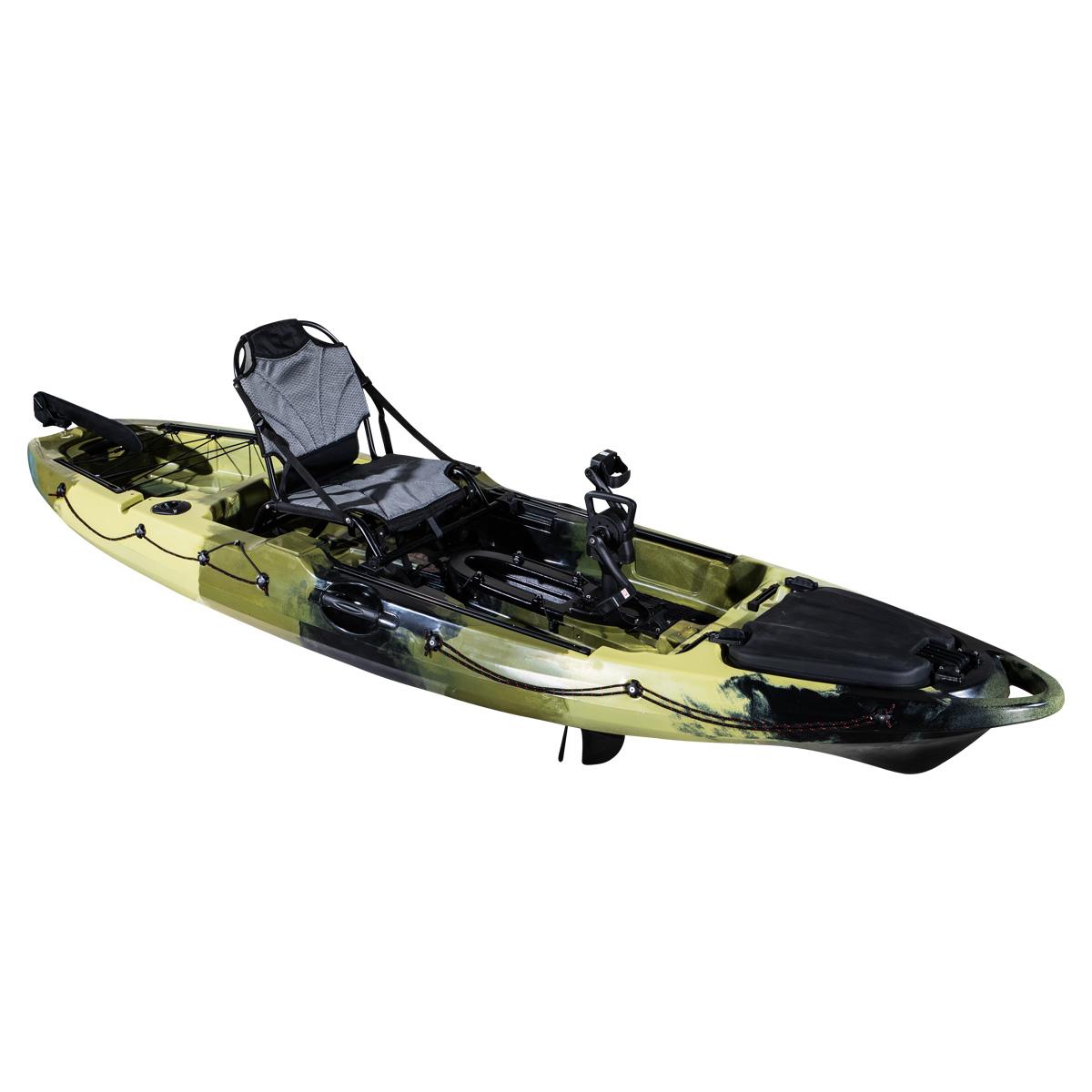 Revolve 10 Pedal Fishing Kayak Army Camo