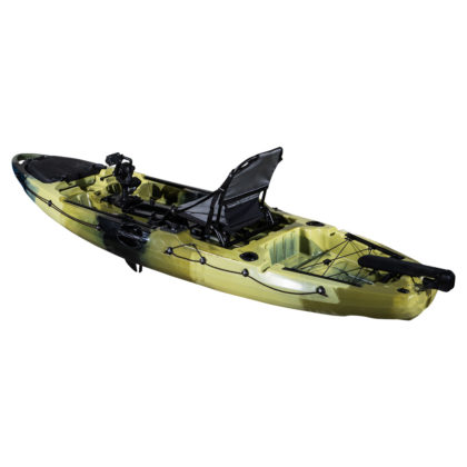 Revolve 10 Pedal Fishing Kayak Army Camo