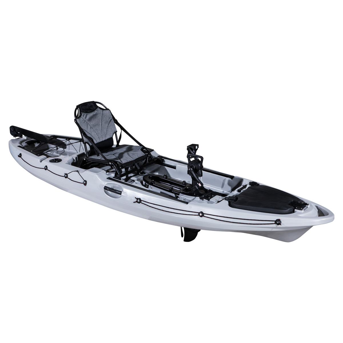 Revolve 10 Pedal Fishing Kayak Battleship