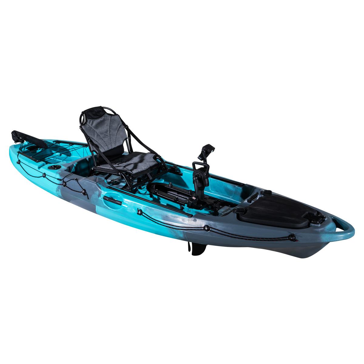 Revolve 10 Pedal Fishing Kayak Salt Water