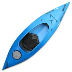 Mission ACCESS 280 Single Sit In Kayak blue