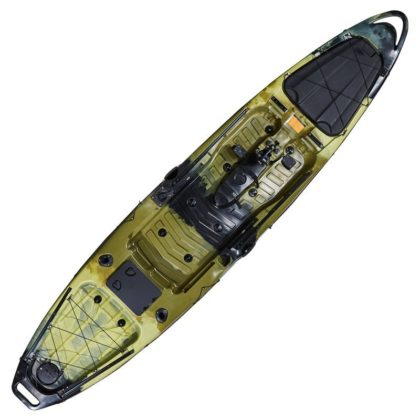 Revolve 13 Pedal Fishing Kayak Army Camo