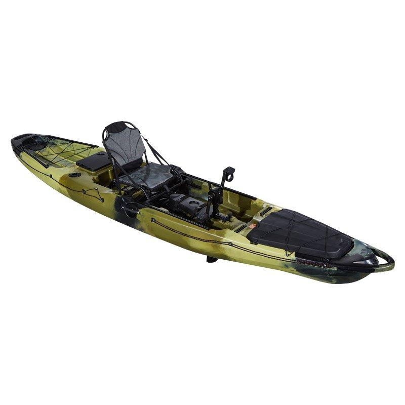 Revolve 13 Pedal Fishing Kayak Army Camo