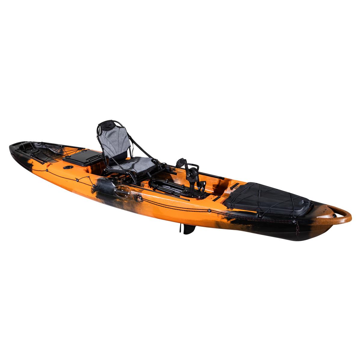 Revolve 13 Pedal Fishing Kayak Flame