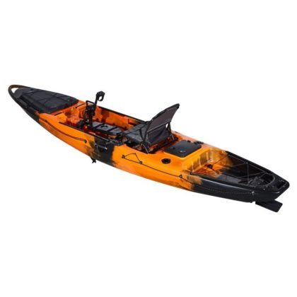 Revolve 13 Pedal Fishing Kayak Flame
